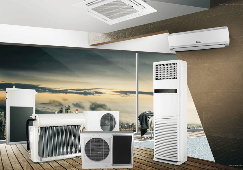 wall mounted solar air-conditioner-Product Center-esolar